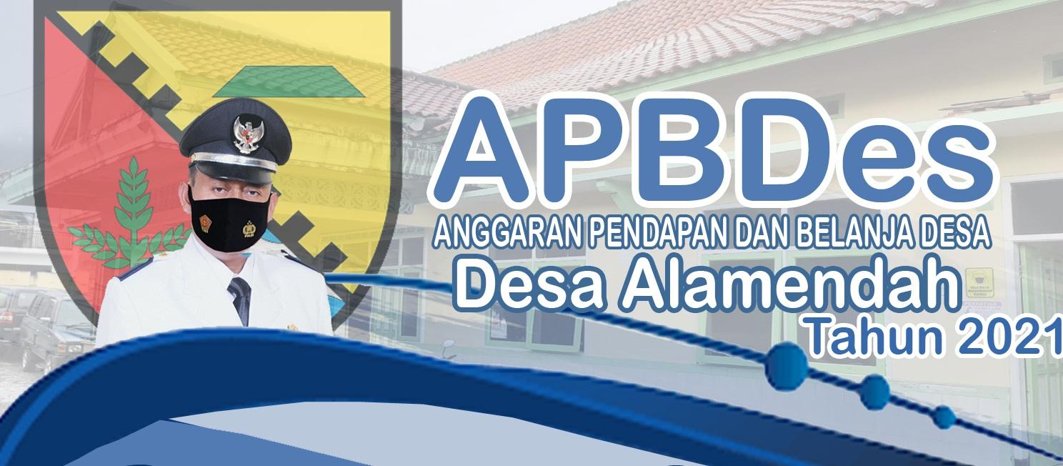 APBDesa Anggaran Pendapatan dan Belanja Desa Tahun 2021